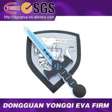 EVA Foam Cosplay Weapon for Sale Knight Weapons Toy