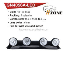 FOG LAMP FOR 4X4 TOP LED LIGHTS 1M