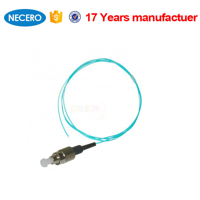 Customized Single-Mode UPC Polish Ribbon Fiber Optic Pigtail