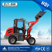 ZLY908 front loader Tuishan agricultural machinery