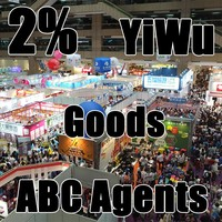 Yiwu China Best 1688 Agent Sourcing Agent, 2% Commission Good Service