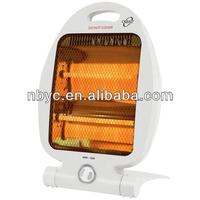 CB/CE/GS/RoHS Approved Portable Low Power Mini Desktop Space Quartz Heater