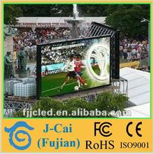 High Resolutions Brazil World Cup 2014 P10 Football Stadium HD Full Color Led Display xxx China Photos