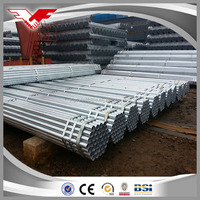 automatic hot dip galvanized steel pipe from China famous supplier youfa