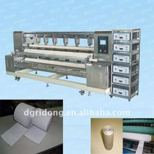 Automatic Vertical Curtain Slitting Machine
