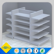 shelves gondolas super market four way type shelf