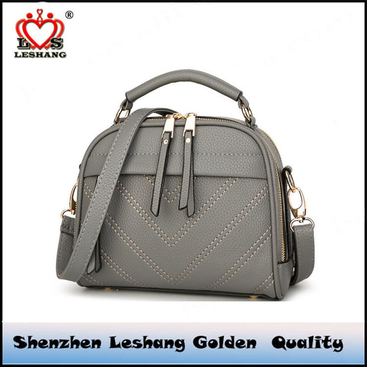 European and American fashion handbags 2016 new portable locomotive with decorative embroidery thread wrapping shoulder bag