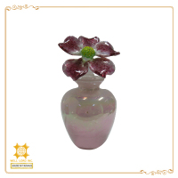 High quality Oriental artistic fragrance arabic glass incense burner