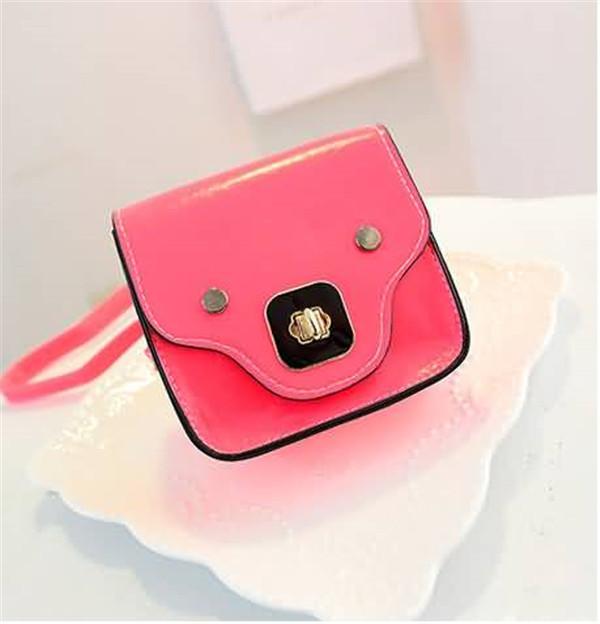 korea ladies handbag soft leather handbags small pu handbag