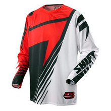 Design custom team sublimation motorcycle jersey