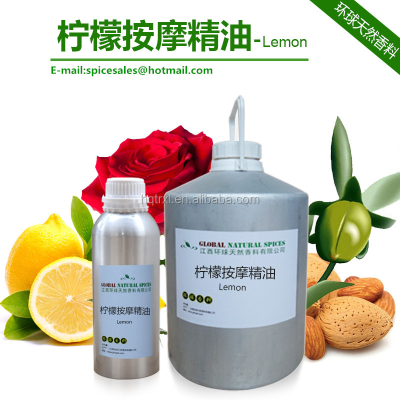 Lemon massage oil for women,man skin care,Spa