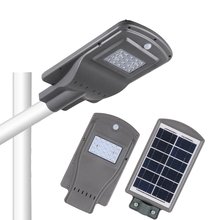 Reliable Zhongshan high quality 20 30 35 40 50 60 <strong>w</strong> all in one waterproof ip65 outdoor led solar streetlight price