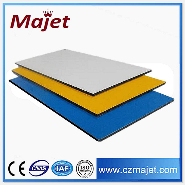 Alibaba china aluminium composite panel pvdf / pe coating acp aluminium composite wall panel