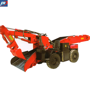 technical underground coal non-metallic ore and metal mine loader for small tunnel for sale with low price