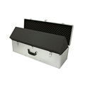 Aluminum Hard Case Tool Box with Foam Block