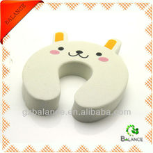 Cartoon door slam stopper,animal sliding door stop