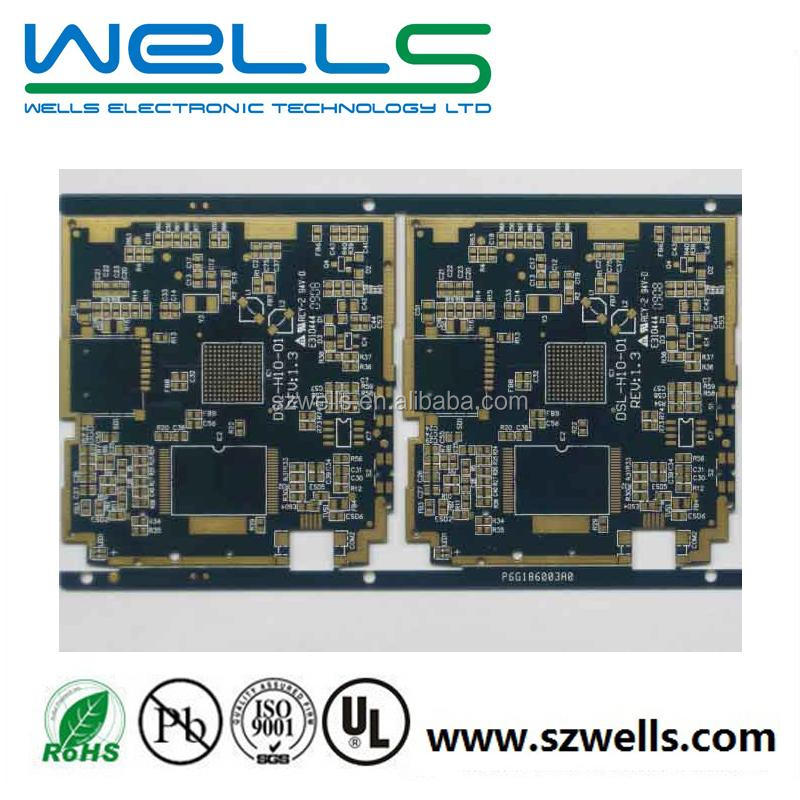 PCB schematic diagram design and PCB& PCBA