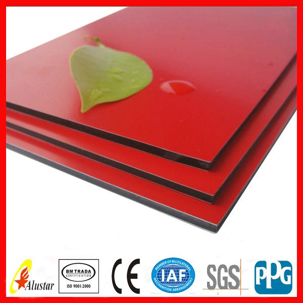 Advanced Technology Foam Core Aluminum Composite Panel
