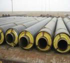 Rigid foam polyurethane for pipe insulation