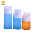 Carry-On Silicone Travel Storage Container Shower Gel Bottle