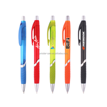 Hot new products for 2015 plastic pen printing on pens china stationary ballpen