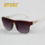 STORY Square Unisex Flat Top Double Agent EE Asian Fit Sunglasses Promotion