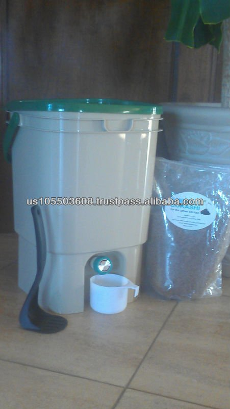 High Quality Widely Use Bokashi Garden Plastic Composter