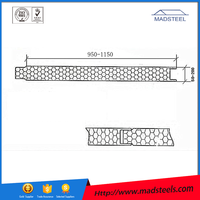 Roof and Wall EPS Sandwich Panels