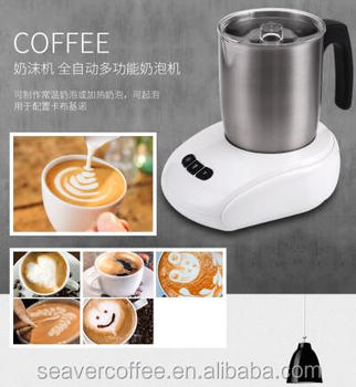 milk frother home kitchen automatic milk foam