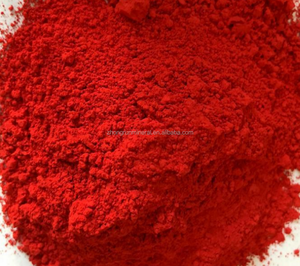 inorganic pigment Fe2O3 iron oxide red