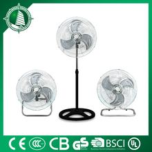 "18"" 3in1 air circulation hot selling industrial stand fan"
