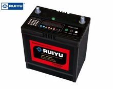 12V Maintenance free automotive battery since 1980