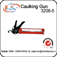 silicone sealant manual caulking gun