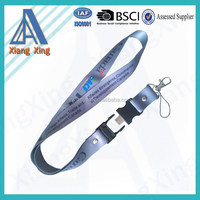 Cheap promotional usb flash drive hook keychain lanyard
