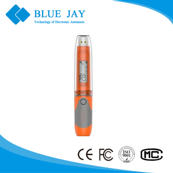 RC-51 Hand-held USB Type Measuring Range -30c ~ +70C Temperature Data Logger