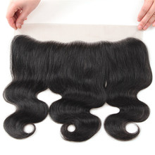 Silk Base Lace Frontal Closure Body Weave Human Hair In Thailand