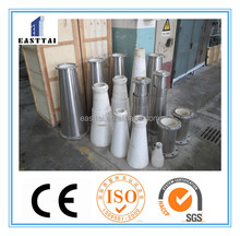 ceramics pulp cleaner spare part for waste paper pulp for Voith/Andritz