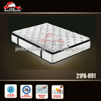 Best Rest Latex Pocket Spring Mattress/ 32PA-H93/Lomanlisa