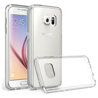 C&T TPU Bumper with Crystal Clear PC Back Phone Case For Samsung Galaxy Note 7