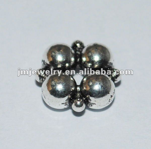 Zinc alloy beads cap for fashion accessories