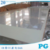 PG High Standard Clear Cast High Gloss Acrylic Panel