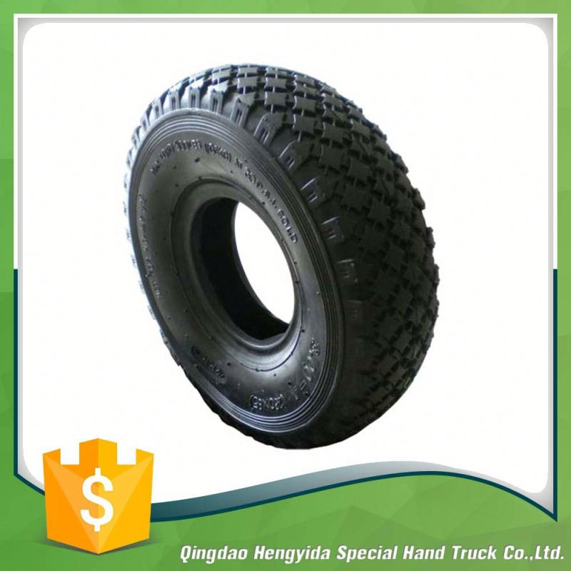 wheel barrow tyre and tube 3.00-4