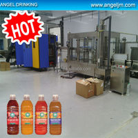 Jiangmen Angel new small bottled juice making equipment