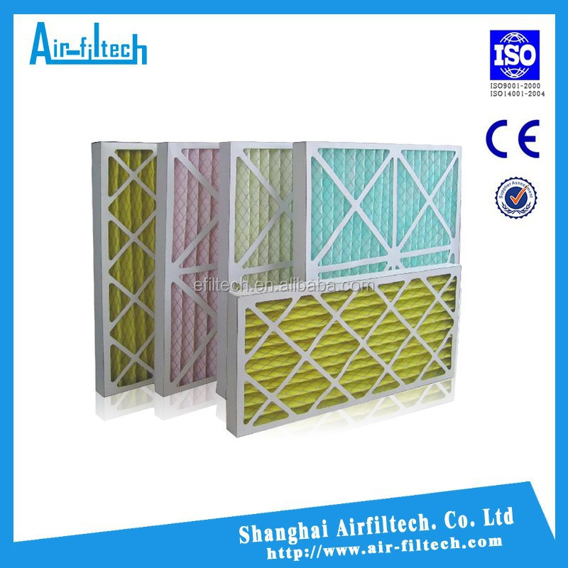 Quality G1-H13 air filter furnace filter
