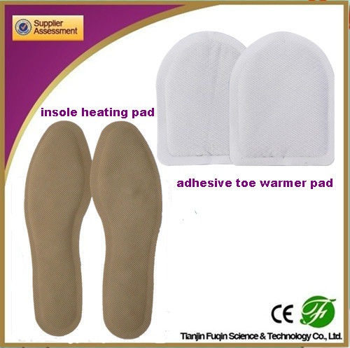 wholesale iron powder adhesive heat pad foot warmer for stimulate blood circulation
