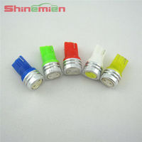 Auto LED bulb t10 high power 1.5W W5W SMD LED Super Bright Car dome/map Lights Lamp Bulb DC12V