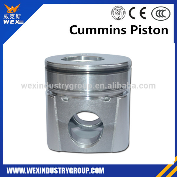 Engine parts / bajaj discover 100cc piston /engine piston 3926631 6BTAA5.9