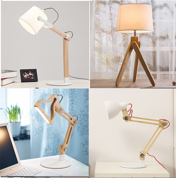 Smart Clover Music Bluetooth Modern Led Homemade Table Lamp