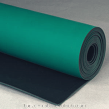 EPDM/SBR factory price Rubber Sheet roll manufacture