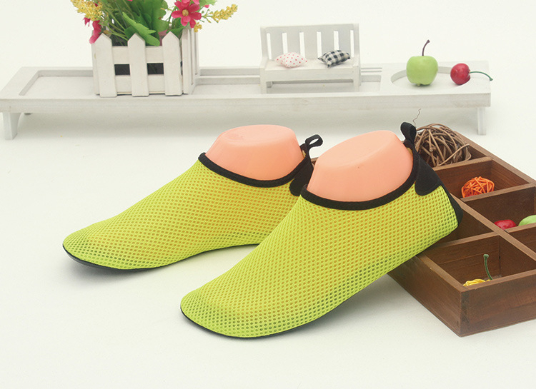 High Quality Latest Design Mint Color Women Casual Shoes
